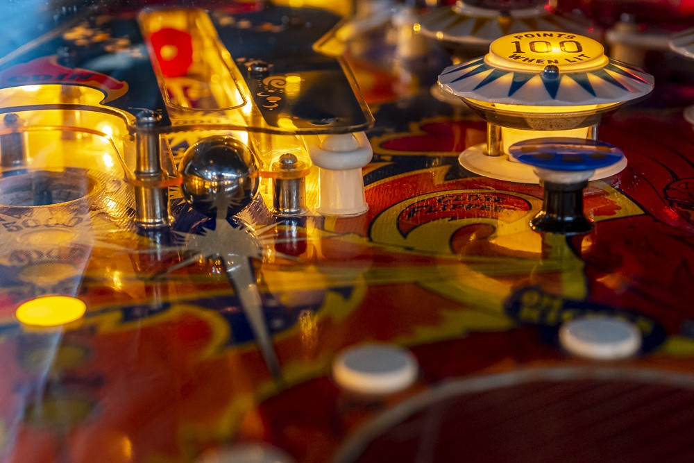 A Beginner's Guide to Playing Pinball